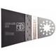 Fein 63502161290 2-9/16 in. Long-Life Bi-Metal Oscillating E-Cut Saw Blade (10-Pack)