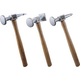 Dent Fix Equipment DF-AH714 Aluminum Hammers 3-Pieces