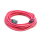 Century Wire D16825025 Sub Zero 15 Amp 12/3 AWG SJEOW Cold Weather Extension Cord - 25 ft. (Pink)