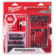 Milwaukee 48-32-4402 35-Piece Shockwave Drill and Drive Bit Set