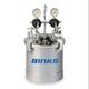 Binks 83C-220 2.5  Gauge Code Pressure Tank Assembly