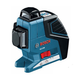 Bosch GLL3-80 360 Degree 3-Plane Leveling and Alignment Line Laser