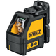 Dewalt DW087K Self-Leveling Horizontal & Vertical Line Laser Kit