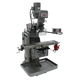 JET 690540 9 in. x 49 in. Mill with 3-Axis Newall DP700 DRO (Knee) with X-Axis Powerfeed