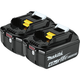 Makita BL1840B-2 18V 4.0 Ah LXT Lithium-Ion Battery (2-Pack)