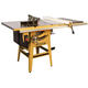 Powermatic 1791230K 1-3/4 HP 10 in. Single Phase Left Tilt Table Saw with 50 in. Accu-Fence and Riving Knife