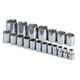 SK Hand Tool 4120 19-Piece 1/2 in. Drive 6-Point SAE Socket Set