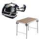 Festool C33500608 Conturo Edge Bander Set plus MFT/3 Basic  Multi-Function Work Table