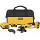 Dewalt DCG411KL 18V XRP Cordless 4-1/2 in. Lithium-Ion Cut-Off Tool Kit