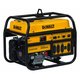 Dewalt PD612MHB005 7,200 Watt Commercial Generator with Honda Engine and Electric Start