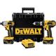 Dewalt DCK266L 18V Cordless Compact Lithium-Ion 2-Tool Combo Kit