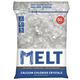Snow Joe MELT50CC MELT Calcium Chloride Crystals Ice Melter (50 lbs. Resealable Bag)