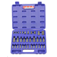 VIM Tool TMS34PF 34-Piece Torx Master Impact Driver/Socket Set