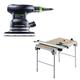 Festool C7495315 Orbital Finish Sander plus Multi-Function Work Table