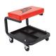 ATD 81009 250 lb. Capacity Mechanic's Padded Creeper Seat