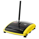 Rubbermaid 421588BLA 44 in. Brushless Mechanical Carpet Sweeper with Rubber Blades (Black/Yellow)