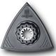 Fein 63806142220 Oscillating Thin Sanding Pad (2-Pack)
