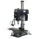 JET 350136 9-1/2 in. x 32-1/4 in. Mill/Drill with Newall DP500 DRO and X-Axis Table Powerfeed