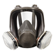 3M 7162 Full Facepiece Respirator (Medium)