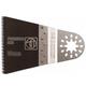 Fein 63502127260 2-9/16 in. Multi-Mount Precision Oscillating E-Cut Saw Blade