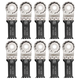 Fein 63502151290 1-1/8 in. Universal Oscillating E-Cut Saw Blade (10-Pack)