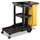 Rubbermaid 9T80YEL 26 gal. Vinyl Cleaning Cart Bag (Yellow)