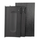 Rubbermaid 9T85BLA Locking Cabinet Door Kit (Black) for Rubbermaid Cleaning Carts