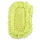 Rubbermaid J15112CT Trapper Looped-End Dust Mop Head (Yellow) (12-Pack)