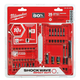 Milwaukee 48-32-4001 35-Piece Shockwave Drill and Drive Bit Set
