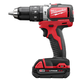Factory Reconditioned Milwaukee 2702-82CT M18 1/2 in. Cordless Lithium-Ion Compact Brushless Hammer Drill Driver Kit