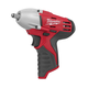 Milwaukee 2451-20 M12 12V Cordless Lithium-Ion 3/8 in. Impact Wrench (Bare Tool)