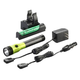 Streamlight 75478 Stinger LED HL Rechargeable Flashlight with PiggyBack Charger (Lime Green)