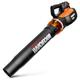 Worx WG591 Turbine 56V 2.0 Ah Cordless Lithium-Ion Brushless Leaf Blower