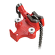 Ridgid 40195 4 in. Top Screw Bench Chain Vise