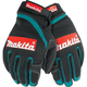 Makita T-02923 All-Purpose Pro Contractor Gloves (Large)