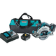 Makita XSH03MB LXT 18V 4.0 Ah Cordless Lithium-Ion Brushless 6-1/2 in. Circular Saw Kit