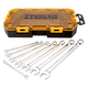 Dewalt DWMT73809 8-Piece Stackable Combination Wrench Set (SAE)