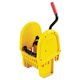 Rubbermaid 757588YEL WaveBrake Down-Press Wringer for 8-3/4 Gallon Buckets (Yellow)