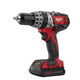 Milwaukee 2602-22CT M18 18V Cordless Lithium-Ion 1/2 in. Hammer Drill Driver Kit
