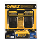 Dewalt DCB102BPBT 12V - 20V MAX Dual Port Charger with 4.0 Ah Bluetooth Battery Pack