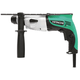 Hitachi DH22PGB5 7/8 in. SDS-Plus Rotary Hammer with Tapcon Bit Set