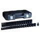 GearWrench 84947N 39-Piece 1/2 in. Drive 6-Point SAE Standard/Deep Impact Socket Set