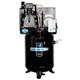 Industrial Air IV5016055 5 HP 230V 60 Gallon Baldor Industrial Vertical Stationary Air Compressor