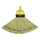 Rubbermaid 1924648 Maximizer Blended Mop Head (Yellow) (6-Pack)