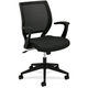 Basyx VL521VA10 VL521 Mesh Mid-Back Office Chair (Black)