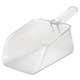 Rubbermaid 2886CLE 64 oz. Bouncer Bar Utility Scoop (Clear)