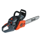 Tanaka TCS33EB-16 32cc 16 in. Rear Handle Chainsaw