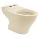 TOTO CT416#03 Aquia Elongated Floor Mount Toilet Bowl (Bone)