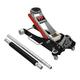 Sunex Tools 6602ASJ 2 Ton Aluminum Service Jack with Rapid Rise Technology