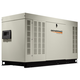 Generac RG04854ANAX Protector QS 120/240V 48 kW Single Phase Liquid-Cooled 5.4L LP/Natural Gas Aluminum Automatic Standby Generator